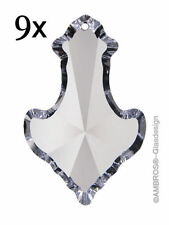 Lampade da interno in cristallo trasparente