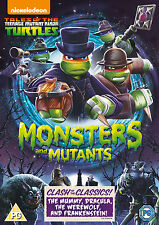 Teenage Mutant Ninja Turtles: Monsters and Mutants [DVD]