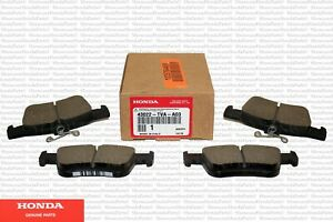 Genuine Honda OEM Rear Brake Pad Kit Fits: 2018-2019 Accord (Pads,Shims,&Grease)