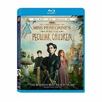 Miss Peregrine's Home For Peculiar Children Blu-Ray On Blu-Ray With Asa Very