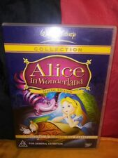 Alice In Wonderland (DVD, 2005) Disney
