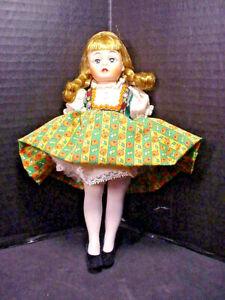 "Madame Alexander Doll ""Louisa"" Sound Of Music 9"" Extra Nice Orig Box VINTAGE"