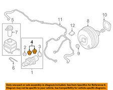 BMW OEM 00-16 X5-Brake Master Cylinder Plug 34311163464