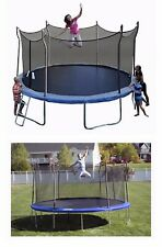 Propel 14 foot trampoline with safety enclosure -fast Ship