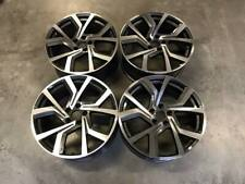 "18"" VW Clubsport Style Wheels Gun Metal Machined Golf MK5 MK6 MK7 MK7.5 5x112"