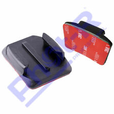 Phot-R Sticky Curved Base 3M Adhesive Pad Helmet Mount for GoPro HD Hero 5 4 3+