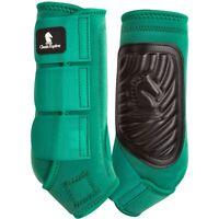 Classic Equine Classic Fit Horse Medicine SMB Sport Boots Emerald Green