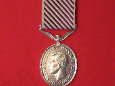FULL SIZE DISTINGUISHED FLYING MEDAL DFM GVI MUSEUM COPY MEDAL WITH RIBBON.