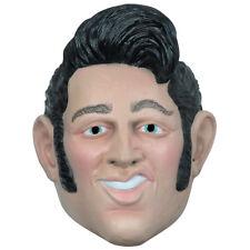 Adult Elvis Presley Pop Star Mask