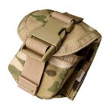 Condor Single Frag Grenade Pouch Multicam MA15-008 MOLLE PALS