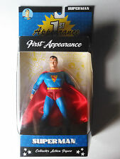 DC Direct apparence 1ST Superman Action Figure