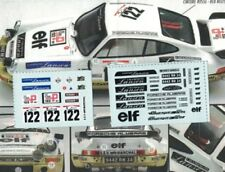 "decal 1/43 PORSCHE 911 RS 3.0 ""CHAMPAGNE LANSON"" TOUR de FRANCE 1977 Arena D604"