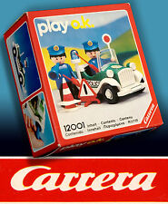 Carrera play vale > policía basurillas OVP en Box 1991 rareza incl. Mini catálogo