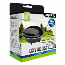 AQUAEL OXYBOOST 100 Plus Acquario Ventilatore pompa-aria POMPA PER ARIA Membrana