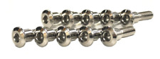 Stainless Steel Front Brake Disc Bolt Kit - Triumph 1215 Trophy 2012 >