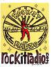 Rock-it Radio T Shirt -- Original Design  #07 Rock-it Radio Red Suit Logo