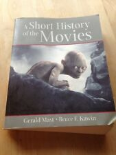A Short History of the Movies by Gerald Mast (1981, Paperback)