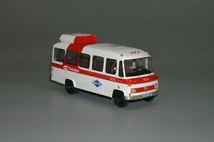 RARE! Mercedes OC Transpo Bus Ottawa Canada Hand Made 1/43