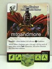 Marvel dice Masters - #141 Zombie: gladiador Intergalactic terror-age of ultro