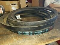 Gates 8V2360 Super HC V-belt