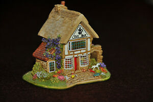 "Lilliput Lane L2684 ""The Toy Box"" Miniatur Modell aus England Exkl.  Clubmodell"