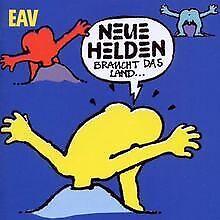 Neue Helden braucht das Land von Eav | CD | Zustand gut
