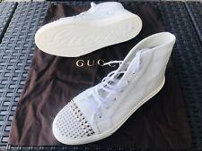 Gucci Sneakers Unisex  Nappa Moorea Taglia 39 Art. 370875 Scarpe Casual