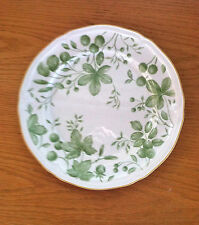 Villeroy & Boch Parkland Green Fine China H & G Collection  1 Dinner Plate