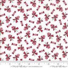 MODA Fabric ~ SUGAR PLUM CHRISTMAS ~ by Bunny Hill (2913 12) by 1/2 yard