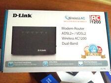 modem D-Link wireless AC - modelloDSL-3782