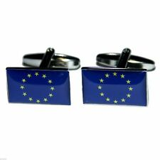 EU Flag Cufflinks X2BOCF038