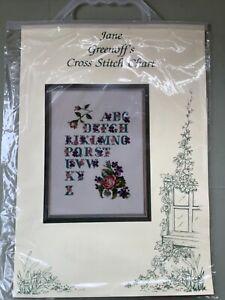 Jane greenoff cross stitch chart