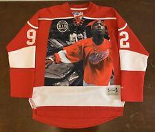 Rare Post Game Tupac Bishop Hockey Jersey