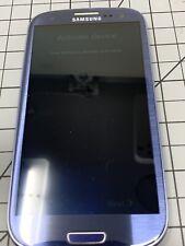 Samsung Galaxy S3 SCH-R530U 16GB (US Cellular) Smartphone 4G LTE  Blue