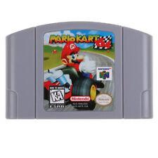 Mario Kart 64 Game Cartridge Console  EUR Version for  64 N64 Mario