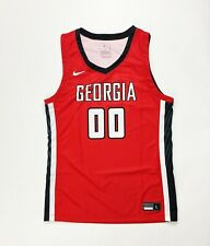 Nike Legend Georgia Bulldogs Team Basketball Jersey Men's Large CQ4299 Red