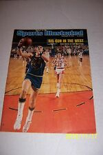 1974 Sports Illustrated RICK BARRY Golden STATE Warriorsvs PHOENIX Suns NO LABEL