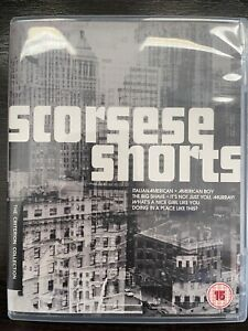Scorsese Shorts - The Criterion Collection Blu ray RB