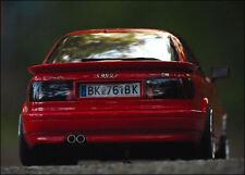 """1:18 Tuning Audi 80 S2 Coupe """"Quattro"""" BBS -Alu-Felgen = OVP= RAR"""