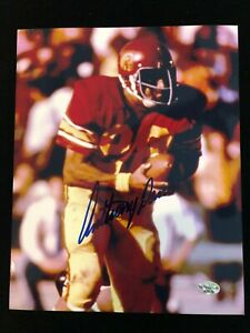 Anthony Davis Signed Autographed Photo - COA - USC Trojans - Southern California