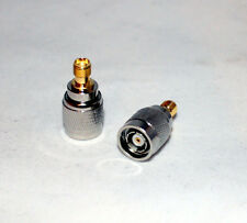 SMA female to RP-TNC male RF Coaxial adapter; Fast Ship; US Seller
