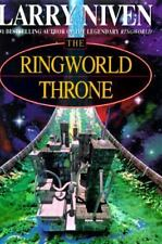 The Ringworld Throne-Larry Niven-1996-NEW/Unread/Hardcover/DJ/First Ed/1st Print