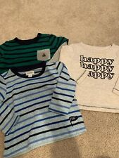 Assorted Boys Tops, 6 Month