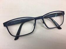 Wolf Eyewear Blue Metal Frame Womens Glasses 1012 C65 53-16-135