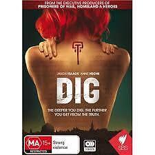 DIG Jason Isaacs Anne Heche (SBS series) 3 discs