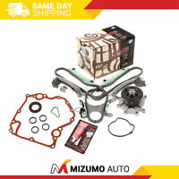 Timing Chain Kit w/o Gears Water Pump Gasket Fit 99-08 Dodge Chrysler Jeep 4.7