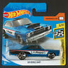 HOT WHEELS 2020 ´68 DODGE DART HW SPEED GRAPHICS BLUE NEU & OVP
