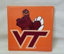 Virginia Tech Ceramic Tile Mug Coffee coaster