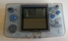 NEO GEO POCKET COLOUR CONSOLE – CRYSTAL CLEAR EDITION