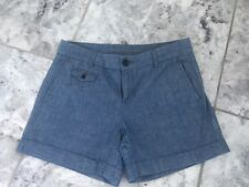 "BNWOT Banana  Republic Shorts Size 0 30""WAIST # 100% Cotton"